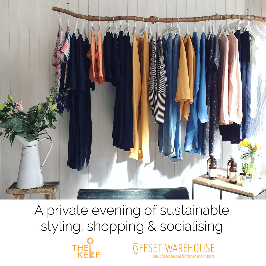 sustainable shopping event