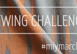 Make It Yourself March Instagram Challenge + Win Offset Fabrics!